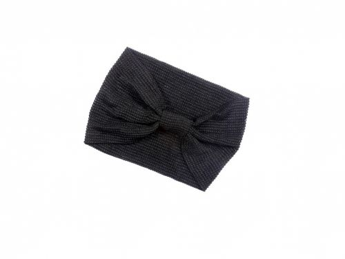 Turban Headband Black