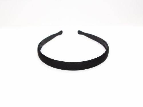 Στέκα Πλαστική Μαύρη Ματ 1.15 cm