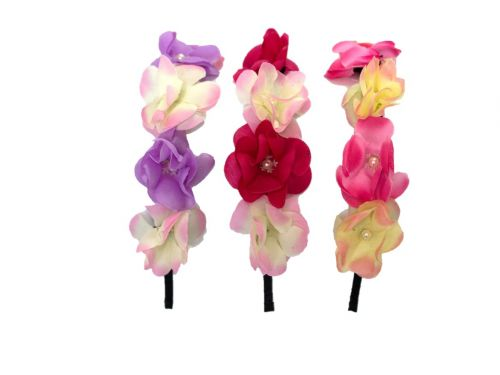 Στέκα με Λουλούδια