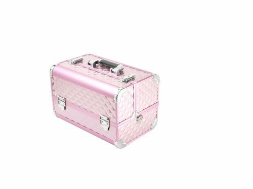 Επαγγελματικό βαλιτσάκι καλλυντικών Ροζ