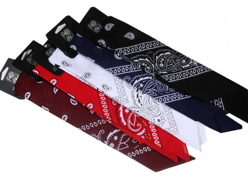 Headband Bandana, Color Variety