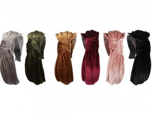 Velvet aliceband colors