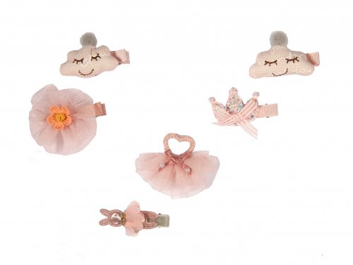 Hair clip for girls set 2 pcs