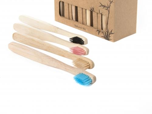 Παιδική Οδοντόβουρτσα Οικολογική από Φυσικό Bamboo