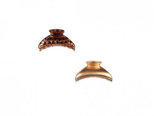 Κλάμερ Ταρταρούγα & Χρυσό 8 cm