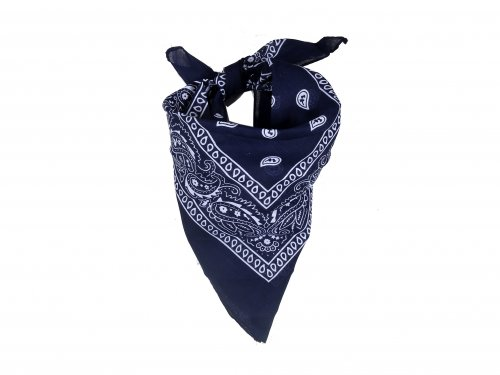 Headband Bandana Blue
