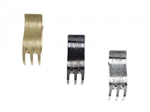 Μεταλλικό κλάμερ  μαλλιών 2*5,5 cm