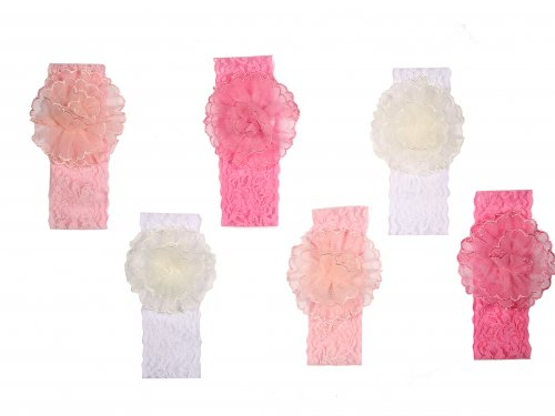 Lace Headband for Girls