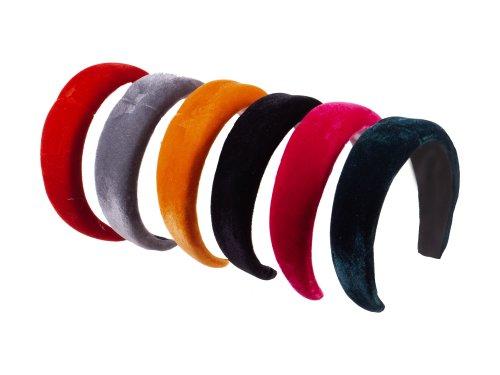 Padded headband colours